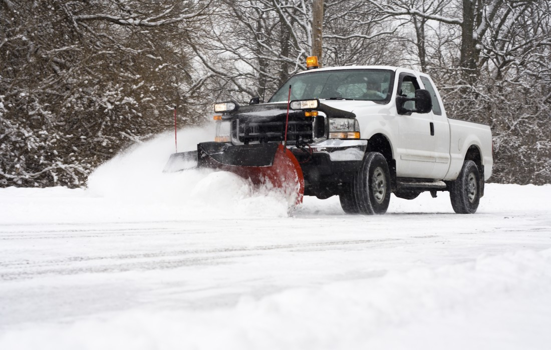 Hiring Professional Snow Plow Services